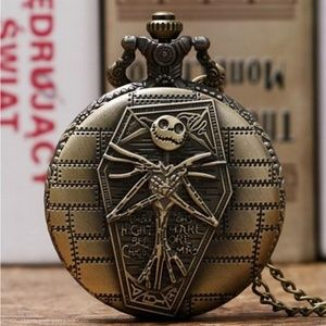 Accessories - Nightmare Before Christmas Pocket Watch